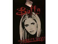 Buffy the vampire t shirt