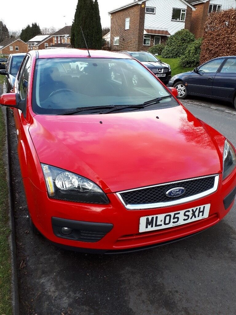 2005 Ford Focus 2.0 Diesel. 5 door, Long MOT