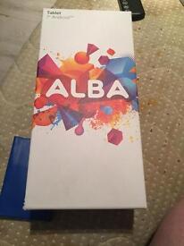 """Alba tablet 7""""inch"""