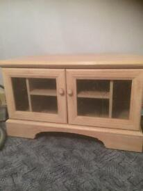 Tv stand and unit with lights