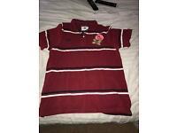 England rugby polo shirt