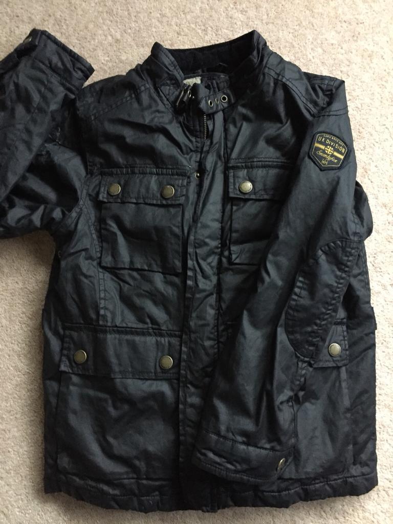 In Zara 9 Boys With Style Age Jacket Flying East 10 Lining Fleece vdTAndqrw f1e1034796