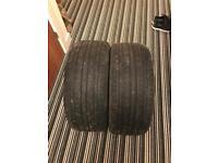 215/45/16 nankang tyres x2