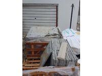 Kandla Grey Sandstone (1 pallet + half free) - Brand New. Urgent Sale