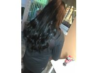 hair extensions specialist in all popular methods, offering acrylic nails and gel polish aswell