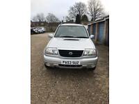 Suzuki vitara £1050 offers