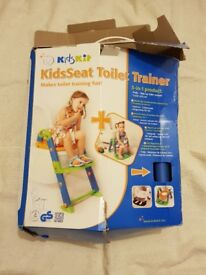 3 in 1 potty/toilet trainer