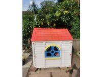 Children's House, Garden toys -£20 for all