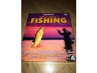 Mad about fishing DVD