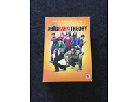 Big bang Theory boxset Seasons 1-5