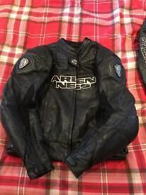Arlen ness bike jacket