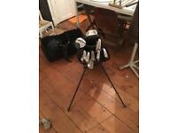 Macgregor Golf Clubs and Ogio bag