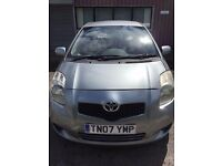 Lovely yaris diesel £30 road tax