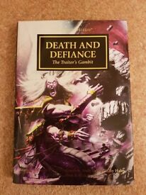 Death And Defiance The Traitors Gambit