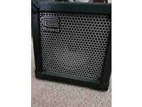Roland cube 15x guitar amplifier