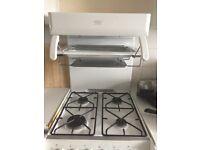 Freestanding gas cooker 50 cm