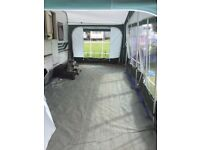 2004 lunar caravan 5 berth (SOLD SUBJECT TO PAYMENT SATURDAY)