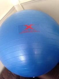 New large X-treme anti-burst fitness ball