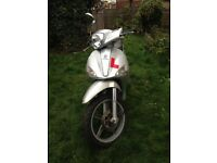 Piaggio liberty 125cc 2005 model, NEED TO SELL ASAP!!!!