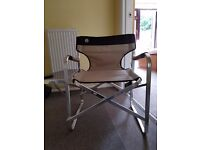 Coleman deck/fishing/camping chair
