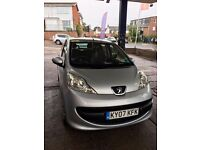 Peugeot 107 Urban - great little car with FSH