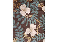 """Thermal Lined Curtains 107"""" Drop Pleated Top"""