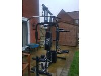 V fit herculean cross trainer multi gym