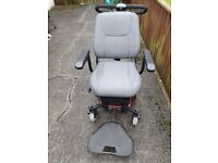 Rascal WeGo 250 Powerchair Wheelchair Electric COLLECTION Used few times
