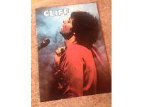 Cliff Richard programme UK Tour 1981