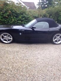 Bmw z4 immaculate condition