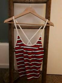 Vest top, womens. Size small