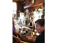 Henry Holland pub require Bar & kitchen staff