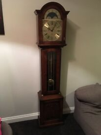 Grandfather clock full working order