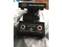 Harrier Wah-Wah DF2210 Guitar Pedal