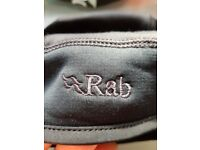 RAB Shadow Beanie Polartec Power Stretch hat in black excellent condition