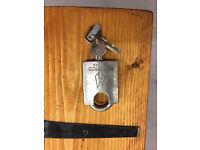 used lock