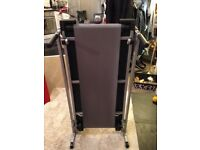 Pro-fitness Non-motorised folding treadmill