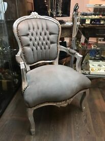Louis style chair.
