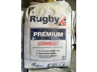 28 Bags of Rugby Premium Cement Dust £2.50 each or £60 Job-Lot