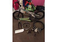 Zoo trials bike