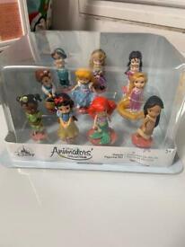 Brand New Disney Princess play figures