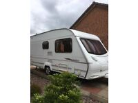 2 berth touring caravan Ace Jubilee Ambassador. Mint condition 1 owner from new 2006