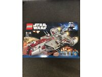 Lego Starwars Republic Frigate. Discontinued, sealed.
