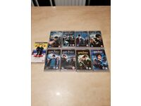 Psp films all 8 Harry potter 6 new