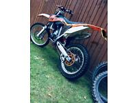 Ktm Sx85 enduro/motocross road legal not exc 125