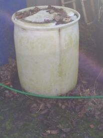 Two water containers - free to a good home