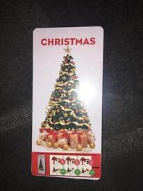 Christmas tin ( CD and DVD's ) boxset