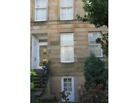 1 bedroom garden flat, south side, close to city centre