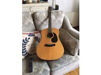 Sigma DM1 six string acoustic guitar
