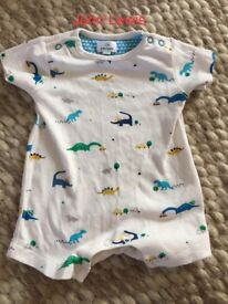 Baby boy clothes 0-3 months summer bundle
